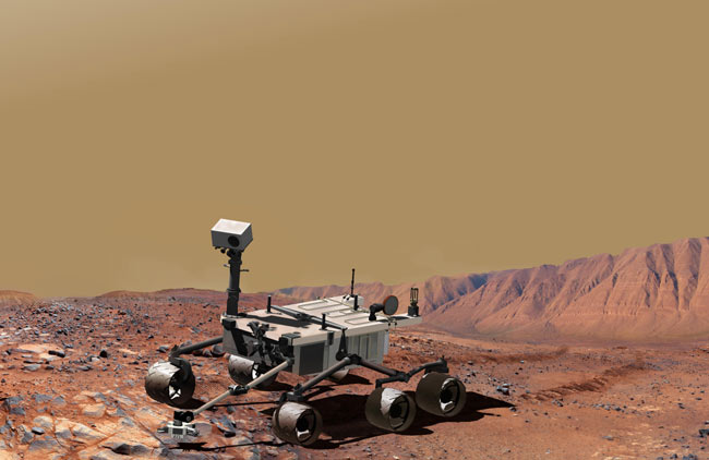 Mars Sample Return Proposal Stirs Excitement, Controversy