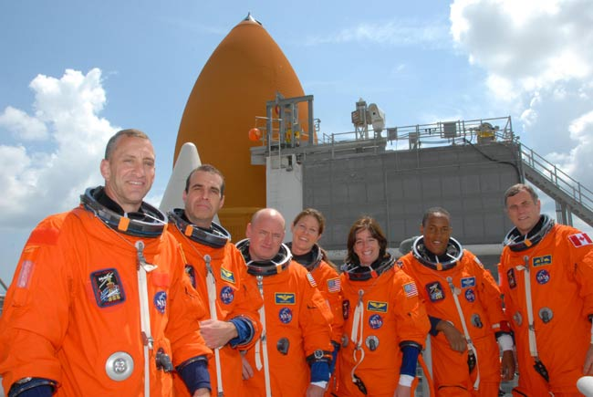 NASA: Sabotaged Wires Won't Delay Space Shuttle Launch