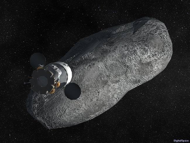 Next Stop, Asteroid
