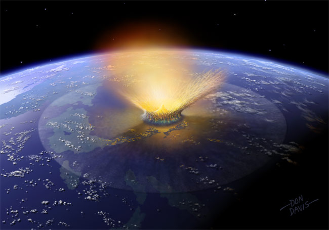 Global Asteroid Warning System Needed to Protect Earth