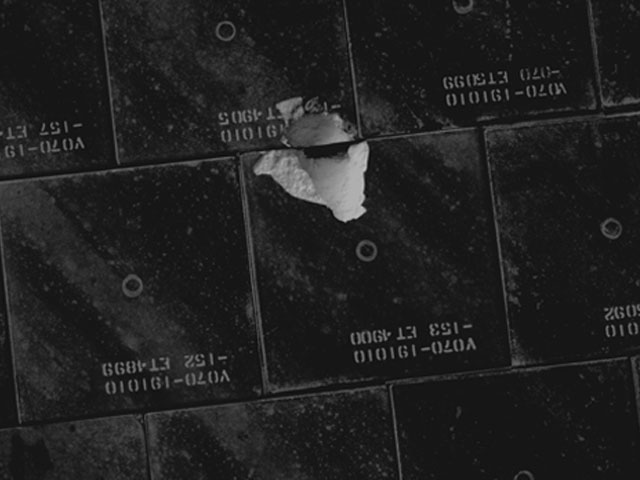 space shuttle heat shield tiles - photo #40