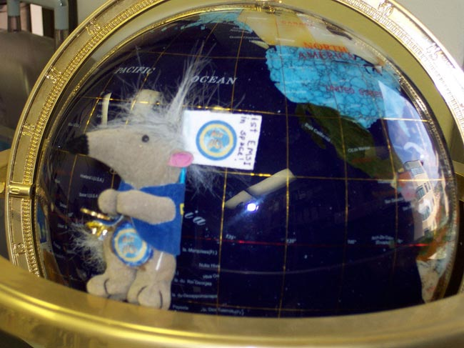 Astronaut Teacher Flies 'Surprise' Souvenirs