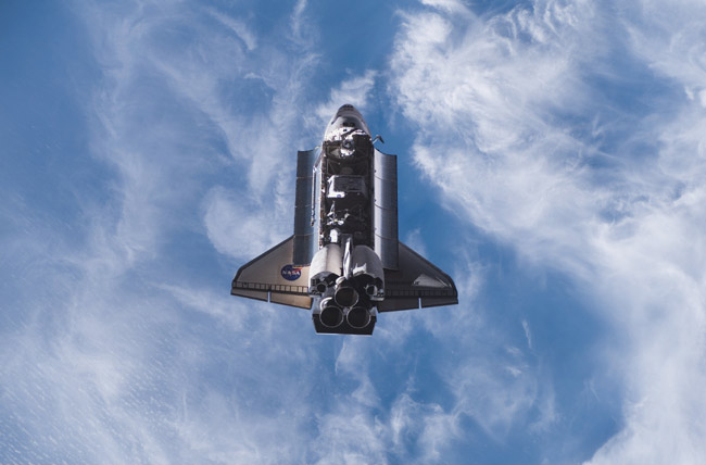 Space Shuttle Endeavour to Land Today