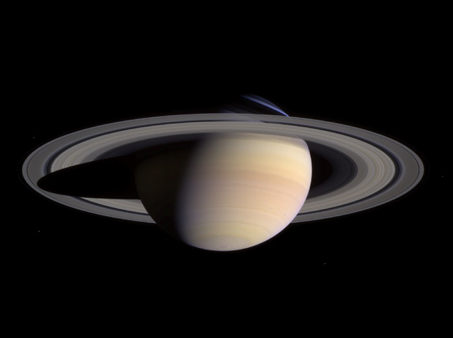 The Enduring Mystery of Saturn's Rings