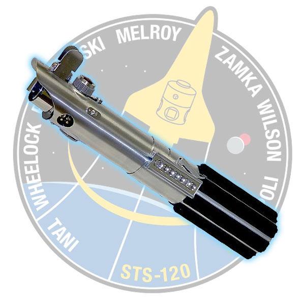 NASA Shuttle to Launch Luke Skywalker's Lightsaber