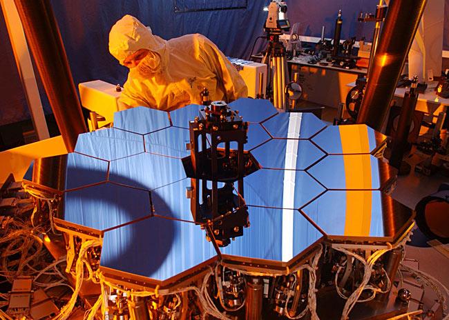 NASA's Next Big Space Telescope Passes Brain Test