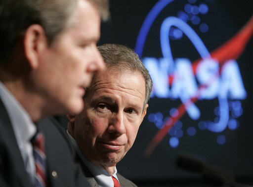 NASA Chief Vents Frustration in Leaked E-mail