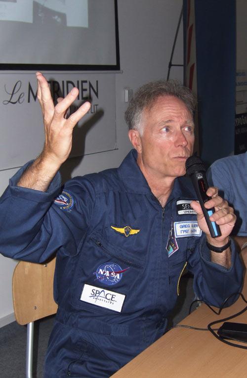 3rd Space Tourist: Greg Olsen in Croatia