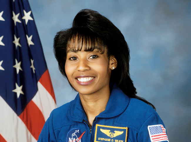 Astronaut Biography: Stephanie D. Wilson