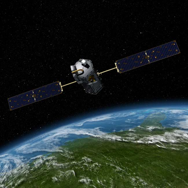 New NASA Carbon Probe to Help Track Climate Change