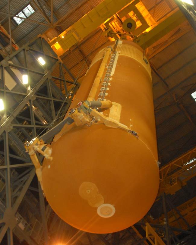 nasa space shuttle gas tank - photo #25