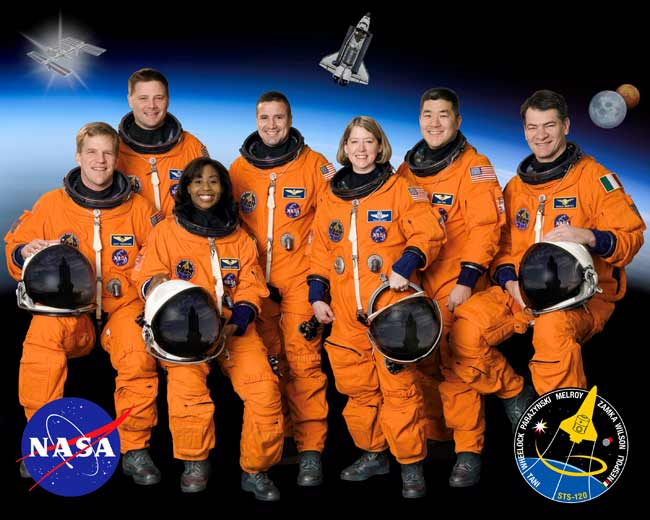 Shuttle Astronauts Ready for Complex Construction Flight
