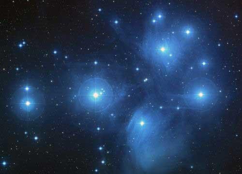 Spot a Star Cluster