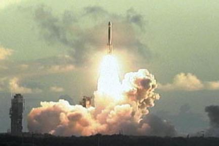 Dawn Spacecraft Begins Trek to Asteroid Belt