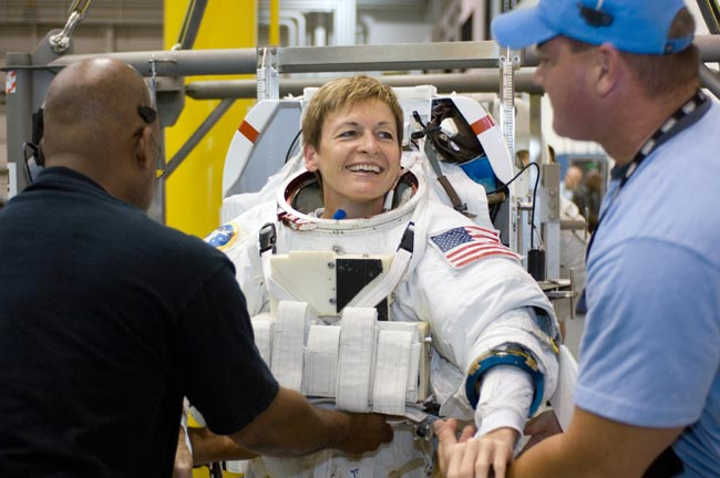 Astronaut Biography: Peggy A. Whitson