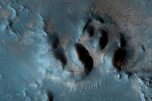 Area of Mars Identified as Good Place to Look for Evidence of Past Life