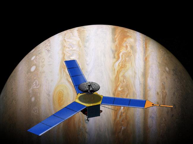 NASA Chooses Rocket for Next Jupiter Probe