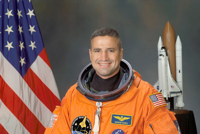 Astronaut Biography: George D. Zamka