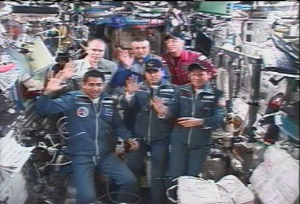 Orbital Arrival: Fresh Astronaut Crew Docks at Space Station