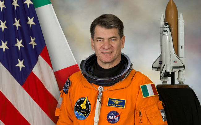 Astronaut Biography: Paolo A. Nespoli