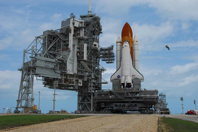 NASA: Space Shuttle Discovery on Track for Launch