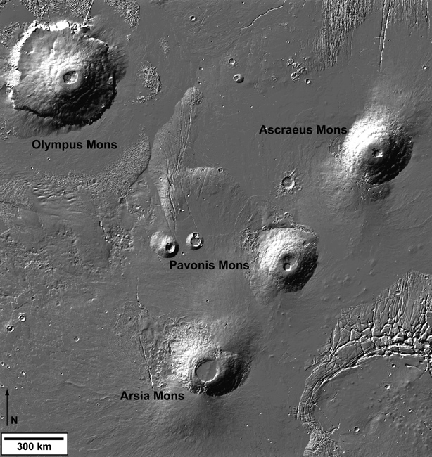 Martian Volcanoes May Not be Extinct