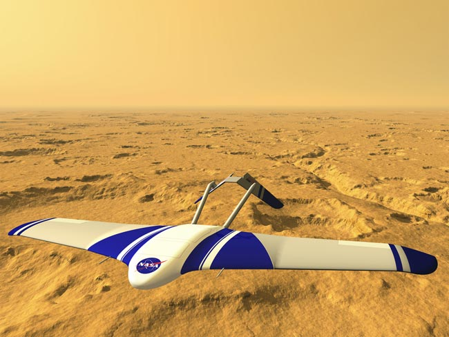 ARES Mars Airplane