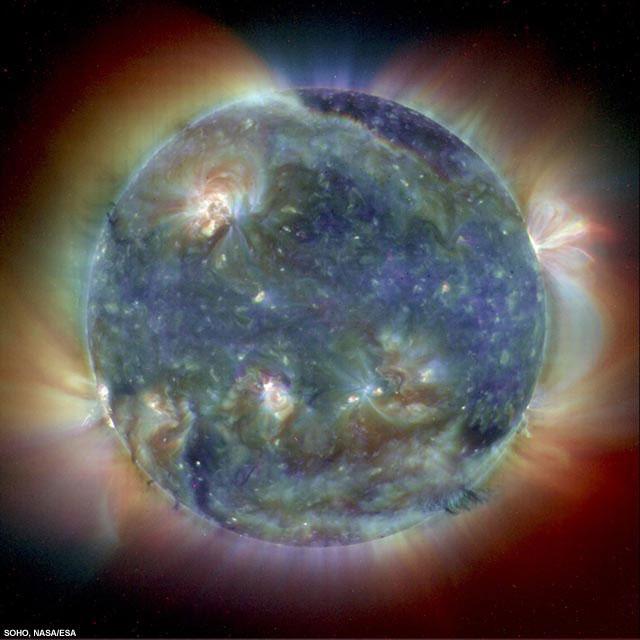 Sun's Wayward Twin Discovered