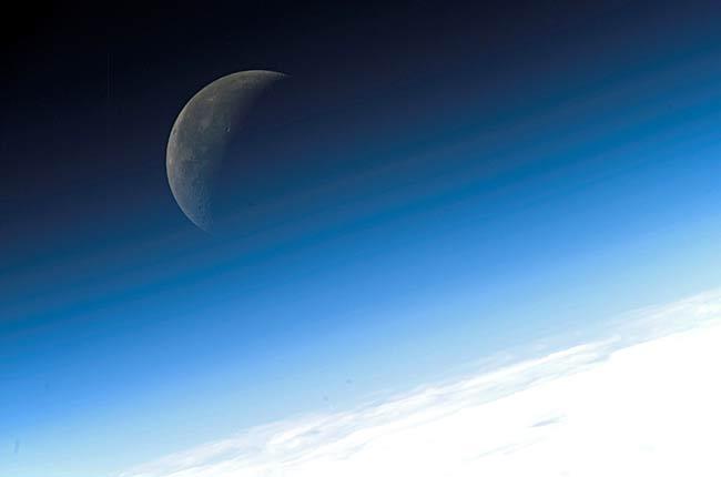 Earth's Moon is Rare Oddball