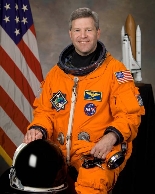 Astronaut Biography: Stephen N. Frick