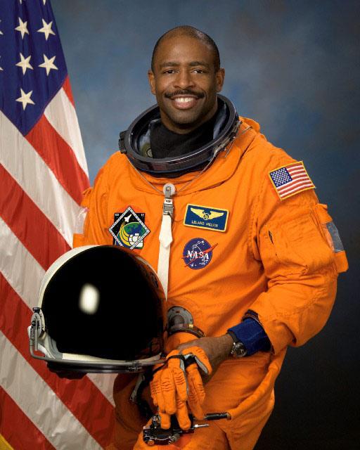 Astronaut Biography: Leland D. Melvin
