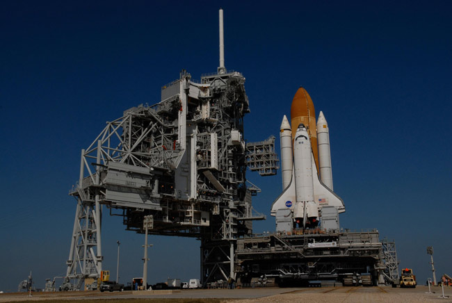 Weather Outlook Improves for Thursday Shuttle Launch