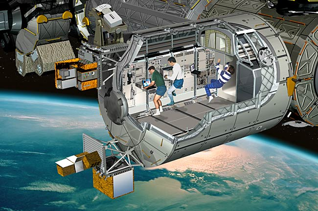 Zero-G Lab to Bolster Space Research