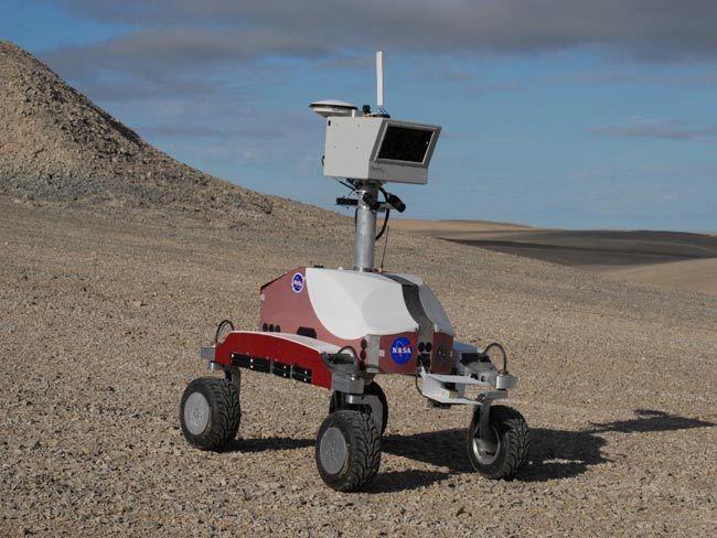 Private Company Accepts Google Lunar X Prize Challenge