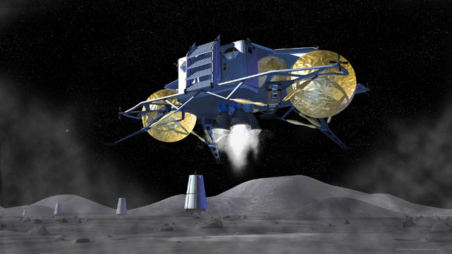 Newt Gingrich's Moon Base by 2020: Can It Be Done?