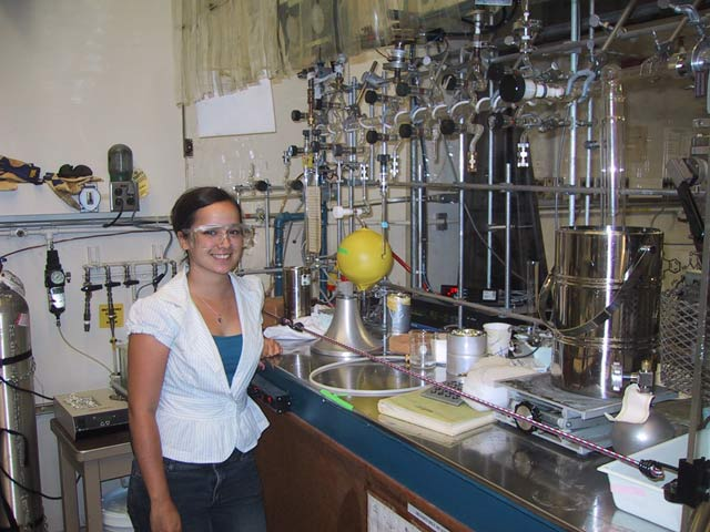 SETI Summer Students Seek Science