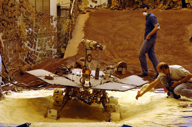 Budget Cuts Could Shut Down Mars Rover