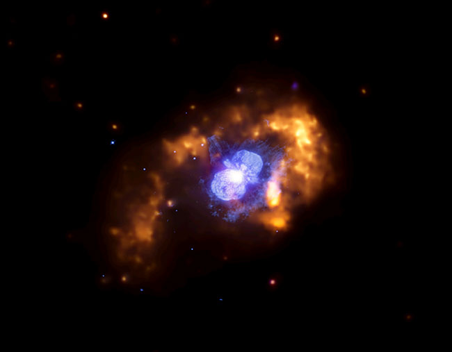 New Risk to Earth Found in Supernova Explosions