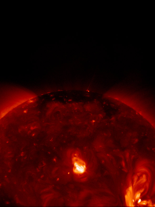 Sun's Magnetic Secret Revealed