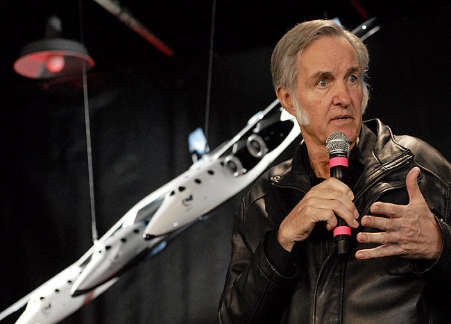 Blast Investigation Delays Rocket Engine Work for SpaceShipTwo