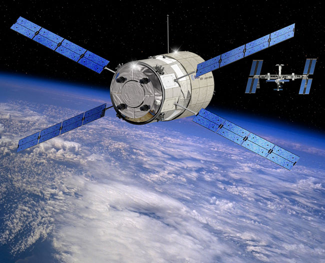 Orbital Traffic Jam Looms for Space Station