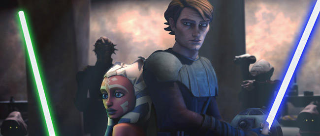 Star Wars: The Clone Wars to Hit Small and Big Screens