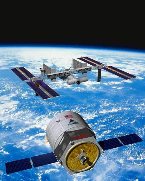 NASA's Future on Space Station Hinges on Private Spaceships