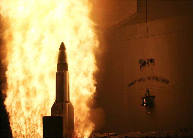 Satellite Shootdown