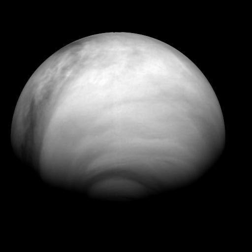 Mysterious Haze Found on Venus