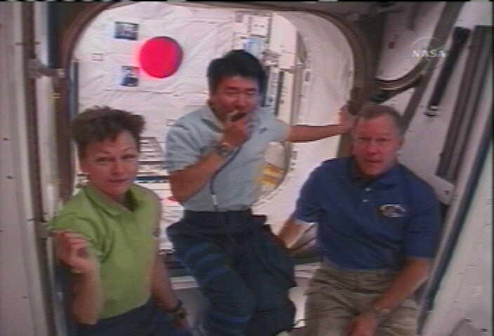 Japanese Space Food a Hit in Orbit