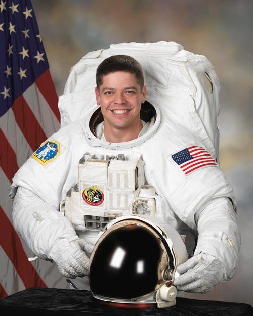 STS-123 Mission Specialist: Robert L. Behnken