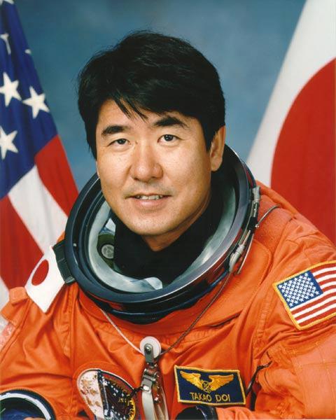 STS-123 Mission Specialist: Takao Doi (JAXA)