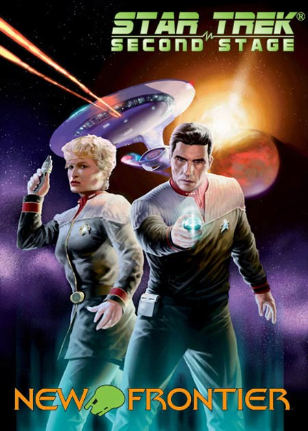Interview: Writer Peter David Talks Trek for 'New Frontier' Miniseries