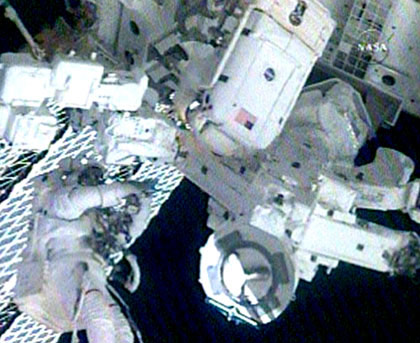 Astronauts to Test Space Station's New Robotic Handyman